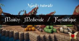 Medieval / Fantasy House design & DownloadLink