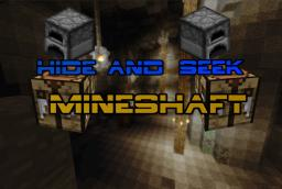 Hide and Go Seek Map: MineShaft Minecraft Map & Project