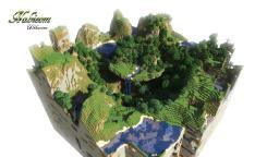 Nabisom - a custom terrain Minecraft Map & Project