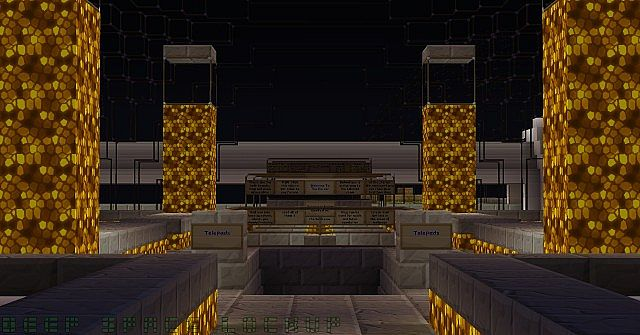 Deep Space Lockup PvP Factions Minigames