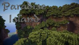 Paradise Island Minecraft Map & Project