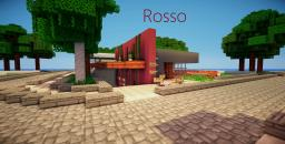 Rosso   Small Minimalistic Home Minecraft Map & Project