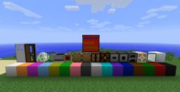 Official MTA Resource Pack: Entertainment Edition Minecraft Texture Pack