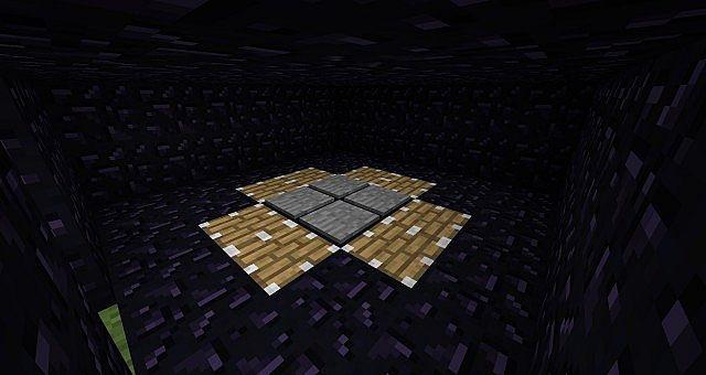 obsidian house trap 1 obsidian house trap 1 diamondsMinecraft Obsidian House