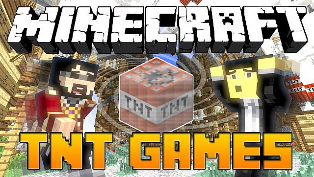 Minecraft THE TNT GAMES You Cant Trust The System Minecraft Blog - Minecraft tnt spiele