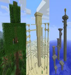 Ivcho's PvP Maps Minecraft Map & Project