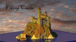 Vikings Noble Castle + Download Minecraft Map & Project