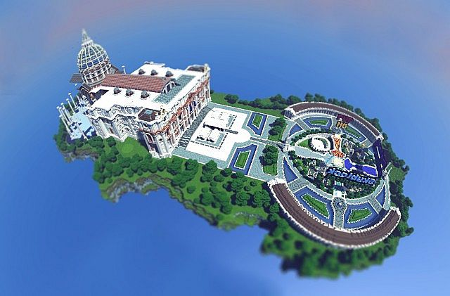 St Peter S Basilica Minecraft Project