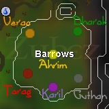 RS-Barrows-Map Minecraft Map & Project