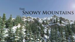 The Snowy Mountain Biome | Better Biomes By Geeraf! | 3 Minecraft Project