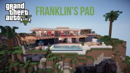 GTA V - Franklin's Pad Minecraft Map & Project
