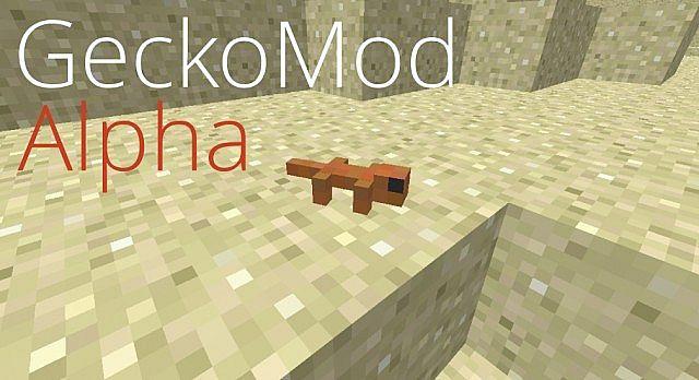 GeckoMod Alpha