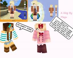 the CORRECT way to get your skin back Minecraft Blog