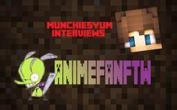 [Double Interview] Interview with AnimeFanFTW Minecraft Blog Post