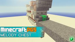 Melody Chest - Sound Mini Game with Note Blocks - Minecraft 1.7 Snapshot