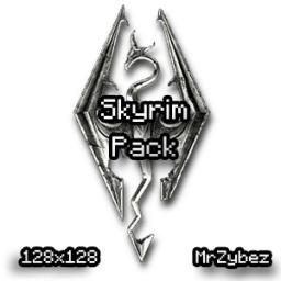 MrZ's Skyrim Pack Minecraft Texture Pack