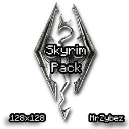 MrZ's Skyrim Pack Minecraft