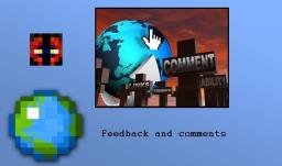 Feedback/comments (How it should be done) Minecraft