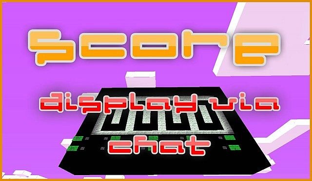 redstone chat Interactive redstone computer (games, calculator, music and more) search the memory will tell you in chat when the whole memory has been scanned.