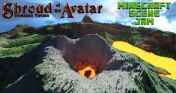 MineCraft Scene Jam - Shroud Of The Avatar's Lunar Rift Minecraft Map & Project