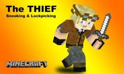 RPG Class - THIEF: Sneaking and Lockpicking in Vanilla Minecraft 1.7 [13w37b] Minecraft