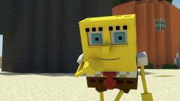 """Spongebob meets Minecraft"" - Minecraft Animation Minecraft"