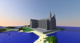 Cathedral of the gods Minecraft Map & Project