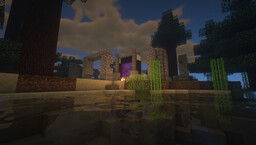 Port Ludwig Minecraft Map & Project