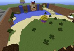 Diddy kong racing Minecraft Map & Project