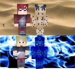 Naruto Skin PACK Minecraft Texture Pack