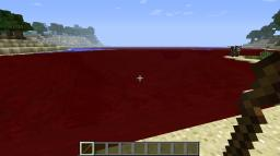 [1.6.4|1.7.10][Forge] Moses Mod v1.4.1 - Part seas and turn water into blood! Minecraft Mod