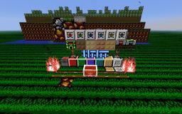 Contra Resource Pack V2.1 Now with music! Minecraft Texture Pack