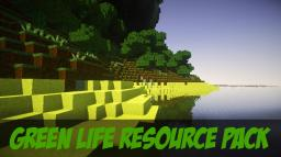 The Green Life Resource Pack (x16) WIP Minecraft Texture Pack