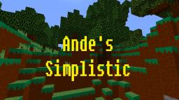 Ande's Simplistic Pack [8x8] Minecraft Texture Pack