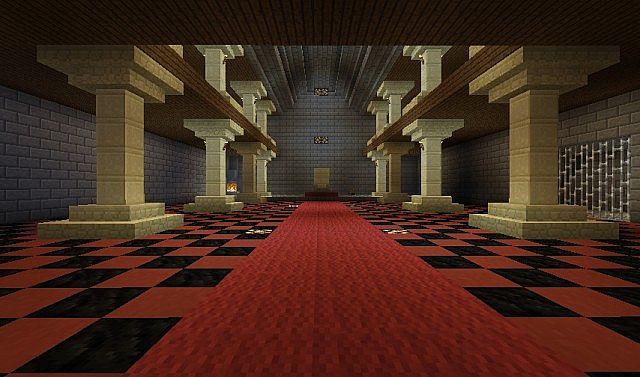Taskan the 1 throne room