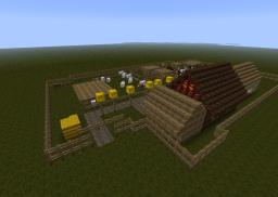 Beta Ranch Minecraft Map & Project