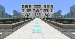 Palace of Omnipotence Mega Project built by MusicxMetal [Solo Build] Minecraft Map & Project
