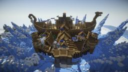 My World: Northic Raider Town Minecraft Project