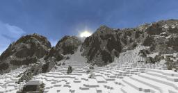 Mountains of Gilgamar Minecraft Map & Project