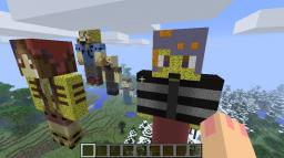 K0Gs Statue Builder 1.0 (BETA) Forge 1.6.4 Minecraft Mod
