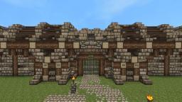 Town Wall Segment Minecraft