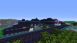 Opelucid City Texture Pack for Fuzzoland Futuristic Build Contest Minecraft Texture Pack