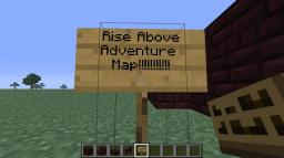 [1.6.4] Rise Above Adventure Map! Minecraft Map & Project