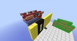 RMagic Slot Machine (1.7) Minecraft Map & Project