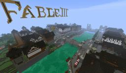 Fable 3 Bowerstone Market. Minecraft Map & Project