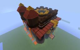 Clash of Clans - Townhall Level 10 Minecraft Map & Project