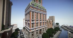 Singer Building - New York - World of Keralis Minecraft