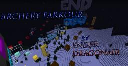 Archery Pakour! ~Inspired by Sky Minecraft Map & Project