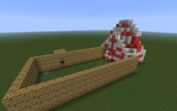 AWESOME RODEO MACHINE Minecraft Map & Project