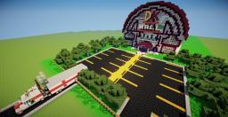Shopping Mall - Hide N' Seek Map Minecraft Map & Project